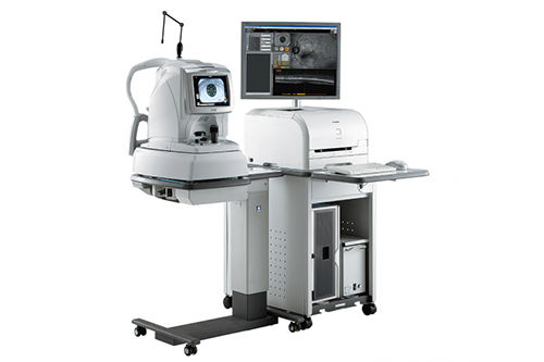 光干渉断層計(OCT) RS-3000 Advance(ニデック)